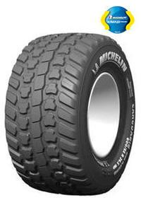 CargoXBib High Flotation Tires